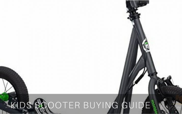 Kids Scooter Buying Guide