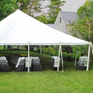 outdoor canopy party