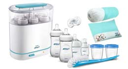 Philips Avent Electric Steam Sterilizer review