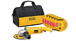 DeWalt DW840 The Best Angle Grinder 2018