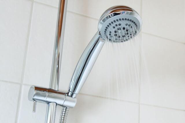 Luxurious Shower